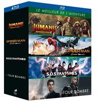 Coffret Le Meilleur de l'aventure Blu-ray