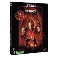 Star Wars La Revanche des Sith Episode 3 Blu-ray