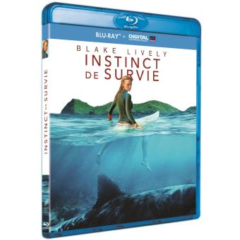 Instinct de survie Blu-ray