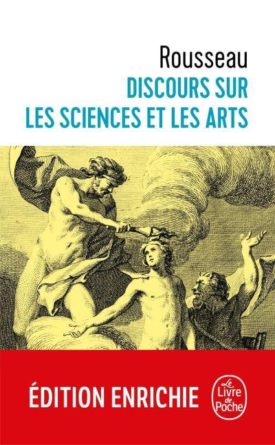 Discours sur les sciences et les arts - 9782253093794 - 1,99 €