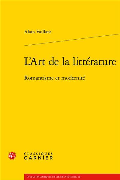 L'art de la littérature