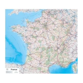 carte-de-france-routiere - Photos