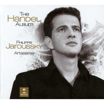 Georg Friedrich Händel, Philippe Jaroussky, Artaserse