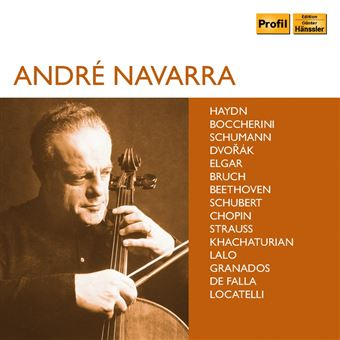 ANDRE NAVARRA EDITION/10CD