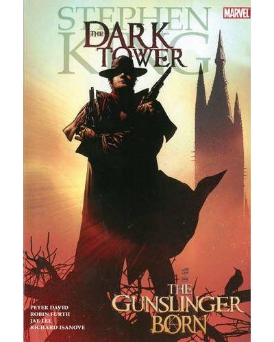The dark tower, the gunslinger born
