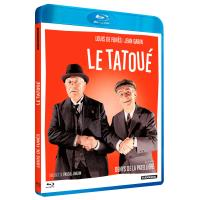 Le Tatoué Blu-ray
