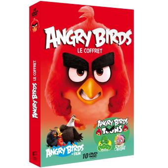 Angry BirdsAngry birds/coffret