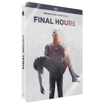 Final Hours Steelbook Blu-ray