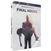 Final Hours Steelbook Blu-ray