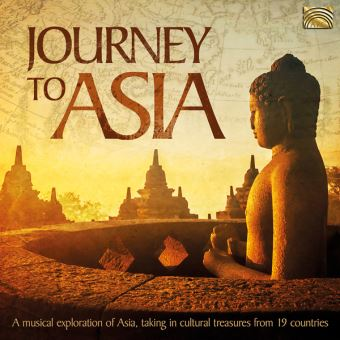 Journey to Asia - CD