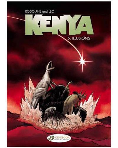 Kenya - tome 5 Illusions