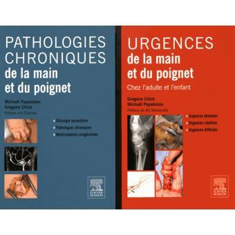 Pack 2 ex Masson Urgence Et Pathologie De la Main
