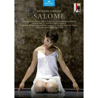 Salomé DVD