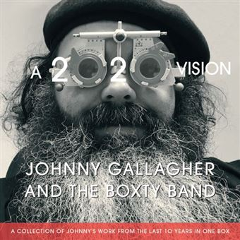 A 2020 Vision - Johnny Gallagher - CD album - Précommande & date de sortie | fnac