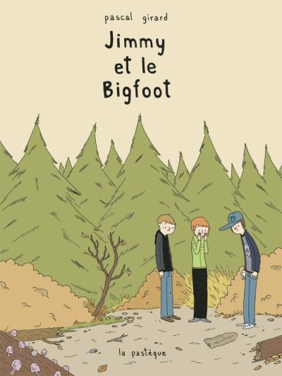 Jimmy et le bigfoot