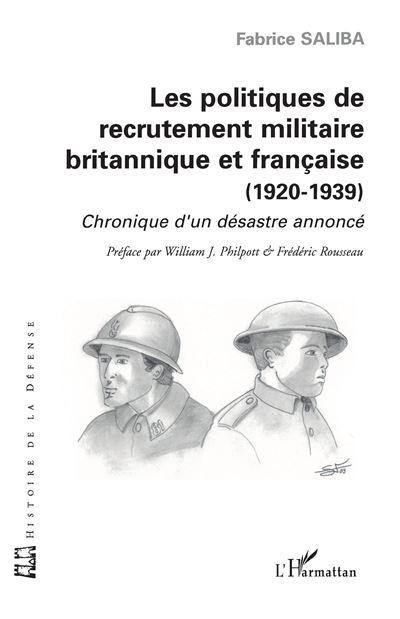 Les politiques de recrutement militaire britannique et français