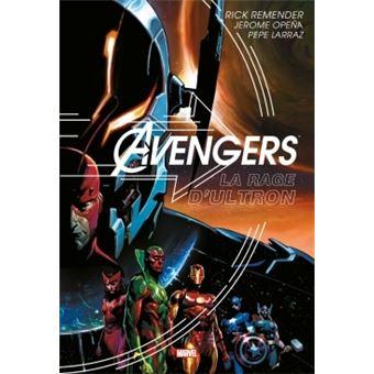 AvengersAvengers : la rage d ultron
