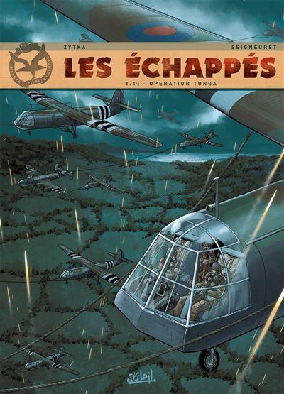 Les Échappés T1 - Opération Tonga