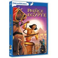 Le Prince d'Egypte DVD