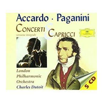 Concerti Capricci
