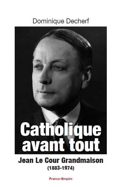 Catholique avant tout