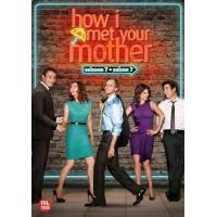 HOW I MET YOUR MOTHER 7-3 DVD-BILINGUE
