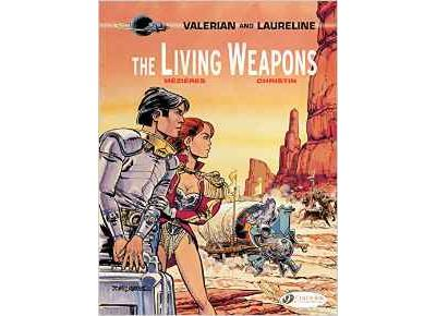Valérian - tome 14 The leaving weapons