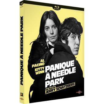 Panique à Needle Park Blu-ray