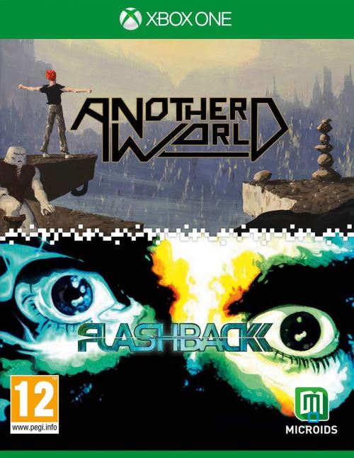 Another World + Flashback Edition Limitée Xbox One