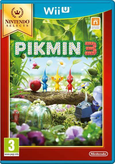 Pikmin 3 Nintendo Selects Wii U