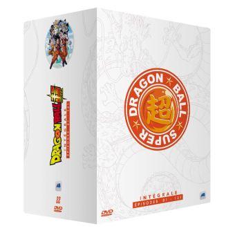 Dragon Ball SuperCoffret Dragon Ball Super L'intégrale 1 à 3 DVD