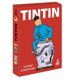 TintinTINTIN V1-V2-2DVD-FR