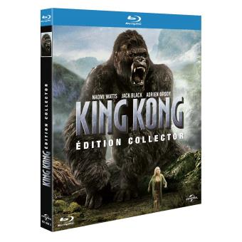 King Kong Edition Collector Blu-ray