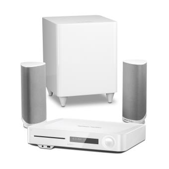 home cin ma harman kardon bds380 3d bluetooth wifi blanc ensemble home cin ma achat prix. Black Bedroom Furniture Sets. Home Design Ideas