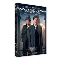 Les Enquêtes de Morse Saison 4 DVD