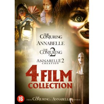 Annabelle 1+2+THE Conjuring 1+2-BIL