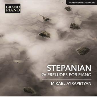 26 PRELUDES FOR PIANO
