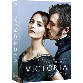 VictoriaCoffret Victoria Saisons 1 et 2 DVD