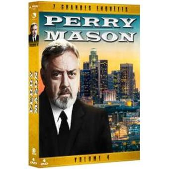 Perry MasonPerry Mason Volume 4 DVD