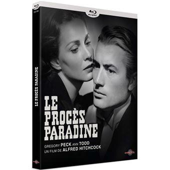 Le Procès Paradine Blu-ray
