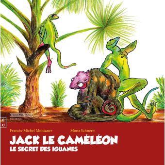 Jack, le caméléon