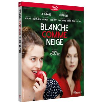 Blanche comme neige Blu-ray