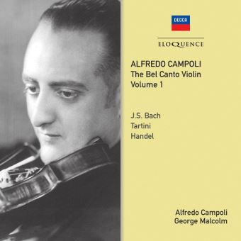 Bel canto violin vol 1