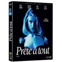 Prête à tout Combo Blu-ray DVD