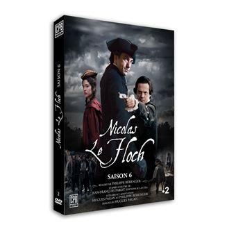 Nicolas Le FlochNicolas Le Floch Saison 6 DVD