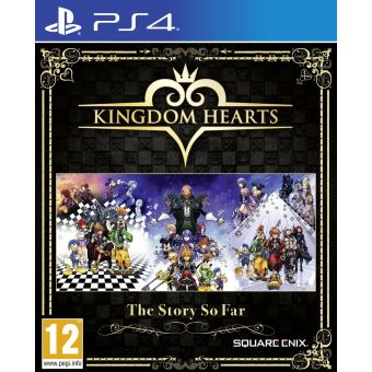 KINGDOM HEARTS THE STORY SO FAR FR/NL PS4