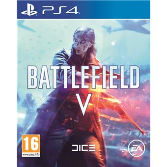 Battlefield V FR/NL PS4