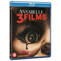 Coffret Annabelle La Trilogie Blu-ray
