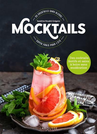 Mocktails / Cocktails sans Alcool - 9782035987389 - 5,99 €
