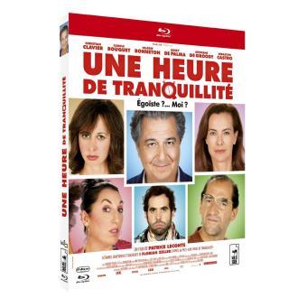 Une heure de tranquillité - Blu Ray